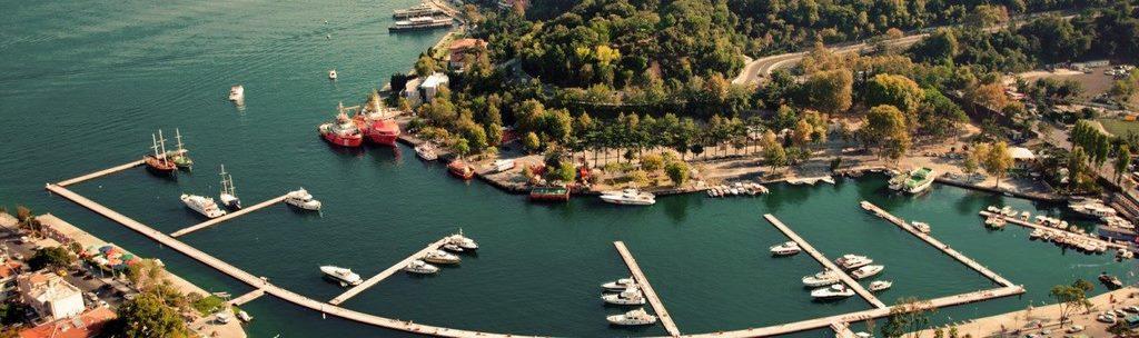 Dünya Marinaları İstanbul'da